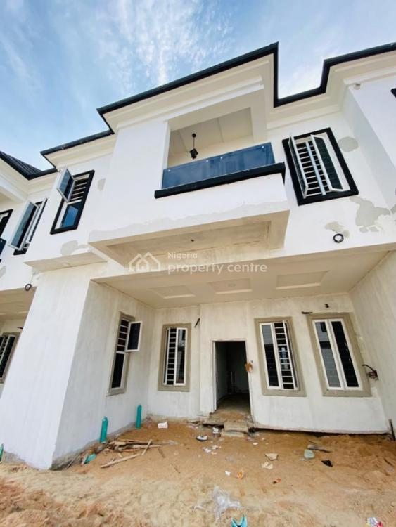 4 Bedroom Terraced Duplex with a Room Bq, Orchid, Lekki, Lagos, Detached Duplex for Sale