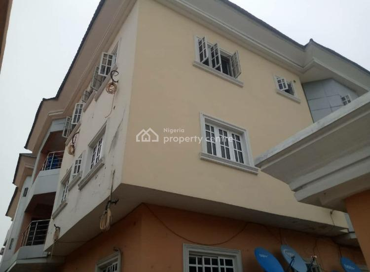 Well Finished 3 Bedroom Apartment, Agungi, Lekki, Lagos, Flat for Rent