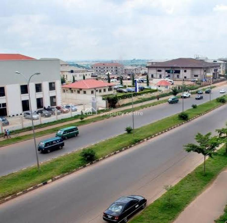 4000 Sqm Plot on The Tarred Road, Near Family Worship Church, Wuye, Abuja, Commercial Land for Sale