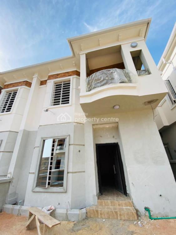 4 Bedroom Semi-detached Duplex with a Room Bq, Orchid, Lekki, Lagos, Semi-detached Duplex for Sale