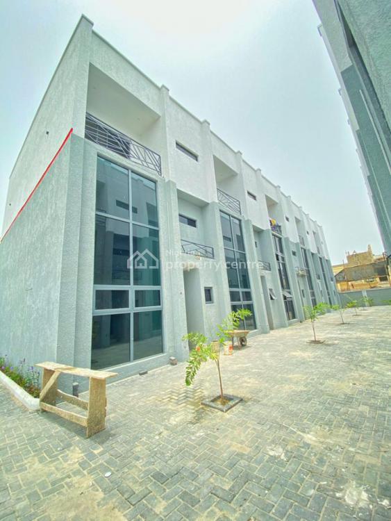 Imposing Newly Built 2 Bedroom Terrace House, Lekki Phase 1, Lekki, Lagos, Terraced Duplex for Rent