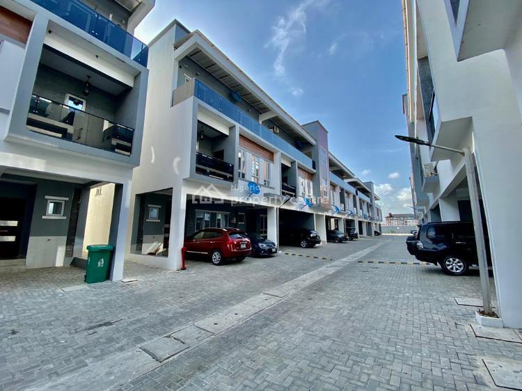 Luxury 3 Bedrooms Duplex, Victoria Bay Estate 3, Ikate Elegushi, Lekki, Lagos, Terraced Duplex Short Let