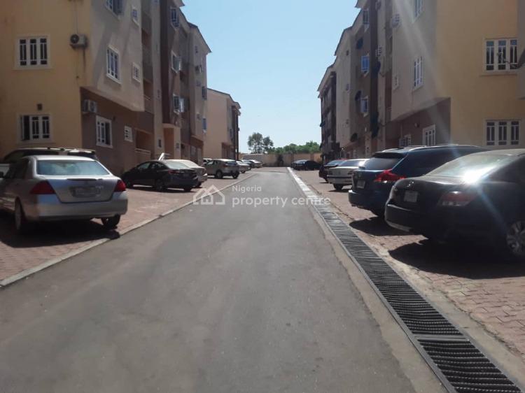 4 Bedrooms Terrace Duplex with Bq, Al Gamje Estate, Wuye, Abuja, Terraced Duplex for Sale