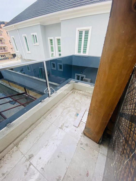 4 Bedrooms Fully Detached Duplex with a Room Bq, Osapa, Lekki, Lagos, Detached Duplex for Sale
