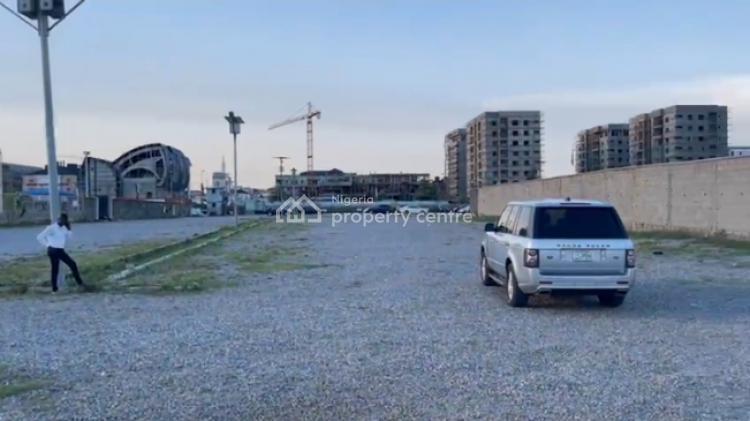 7358sqm Waterfront, Sand Filled & Fenced Plot of Land, Oniru, Victoria Island (vi), Lagos, Land for Sale