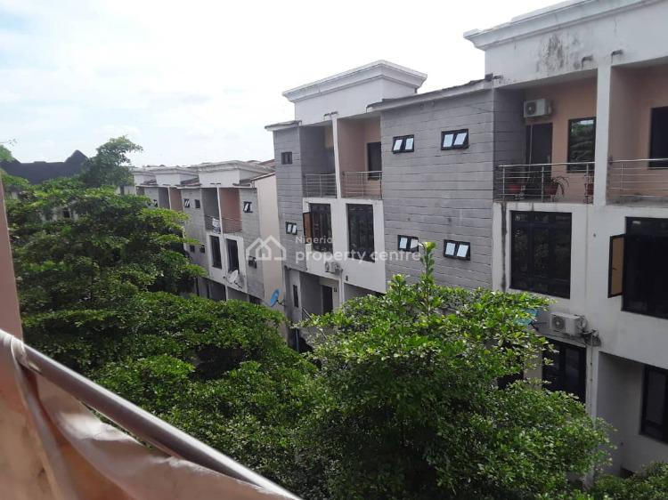 4 Bedrooms Terrace Duplex with Bq, Pearl Estate Before Godab, Life Camp, Abuja, Terraced Duplex for Sale
