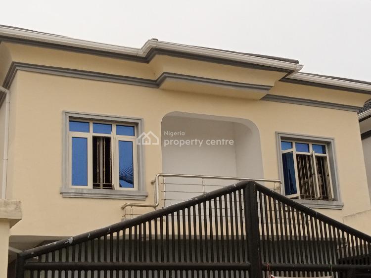 Clean 4 Bedroom Fully Detached Duplex with 2 Bq, Atlantic View Estate New Road, Lekki, Lagos, Detached Duplex for Rent