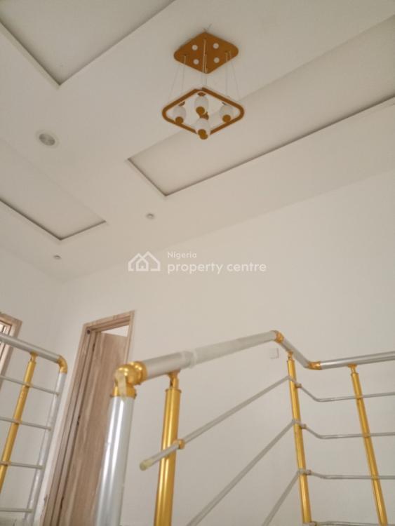 Luxury 4 Bedroom, Chevron, Lekki Phase 1, Lekki, Lagos, Detached Duplex for Rent
