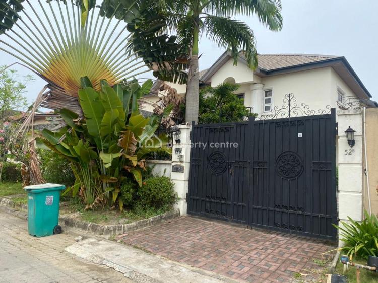 4 Bedroom Semi Detached Duplex, Vgc Estate,, Vgc, Lekki, Lagos, Semi-detached Duplex for Sale