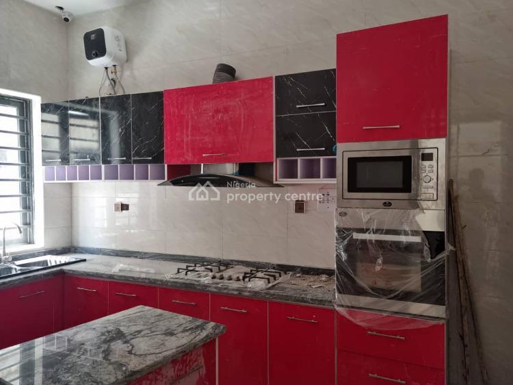 Newly Built 4 Bedroom Semi Detached Duplex + Bq, Ikota, Lekki, Lagos, Detached Duplex for Sale