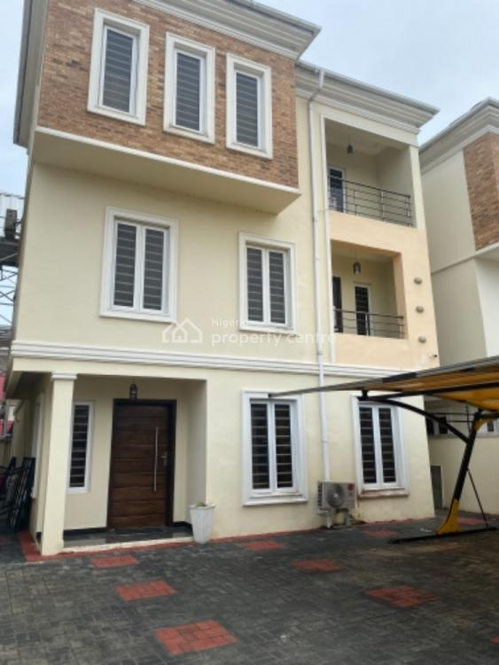 Classic Massive 5 Bedroom, Ikate, Lekki, Lagos, Detached Duplex for Rent