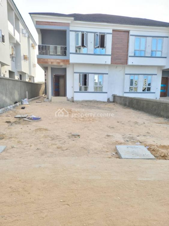 5 Bedroom Semi-detached Duplex with Bq for Sell, Ikate, Lekki, Lagos, Semi-detached Duplex for Sale