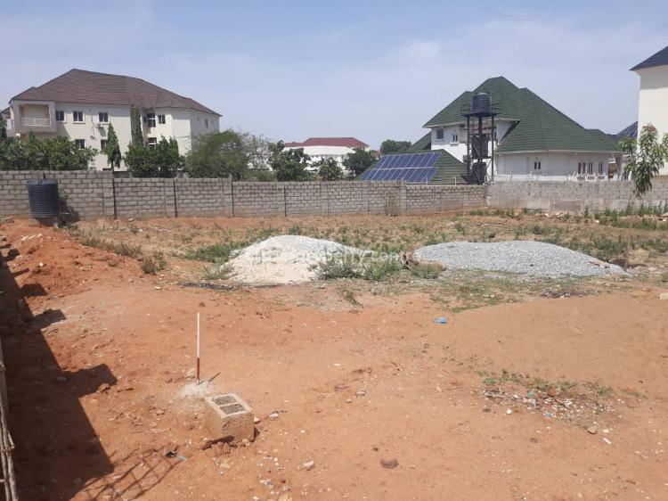 Fenced Plot, Durumi, Abuja, Residential Land for Sale