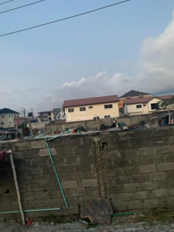 Dry Bare Land, Beside Petrocam Filling Station, Lekki Expressway, Lekki, Lagos, Mixed-use Land for Sale