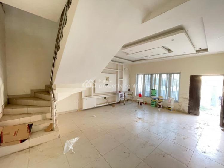 Beautiful 4 Bedroom Semi-detached Duplex, Chevron, Lekki, Lagos, Semi-detached Duplex for Sale