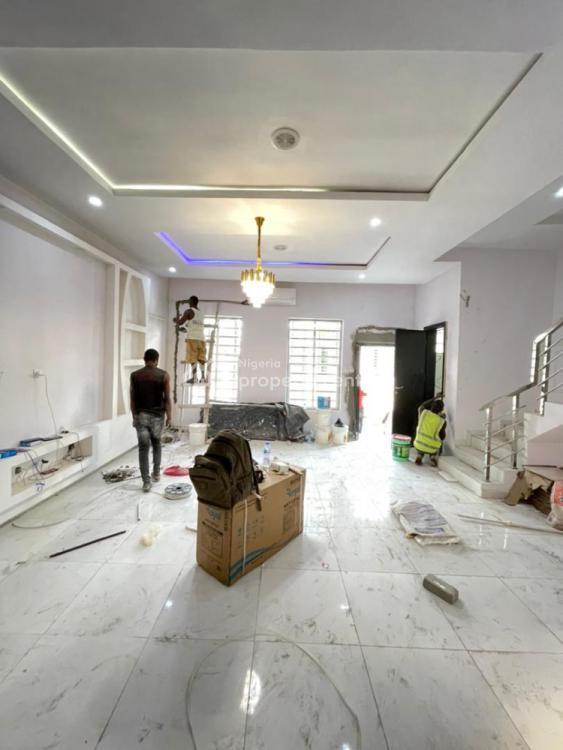 Exquisite Fully Serviced 4 Bedroom Terrace Duplex, Ikota, Lekki, Lagos, Terraced Duplex for Sale