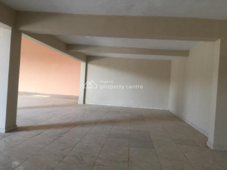 Strategic 1100 Sqm Warehouse Space,good Access Road ,massive Compound, Dawaki, Gwarinpa, Abuja, Warehouse for Rent