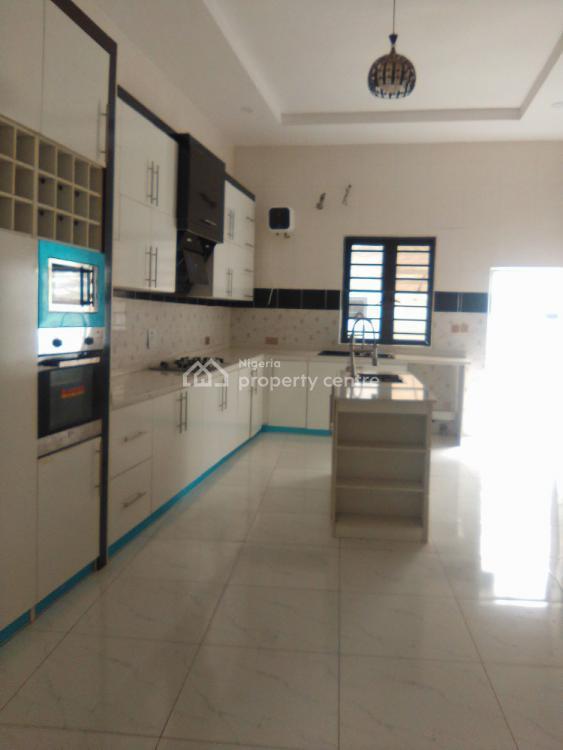 5 Bedroom Fully Detached Duplex with Bq Water-view, Chevorn, Lekki Phase 2, Lekki, Lagos, Detached Duplex for Sale