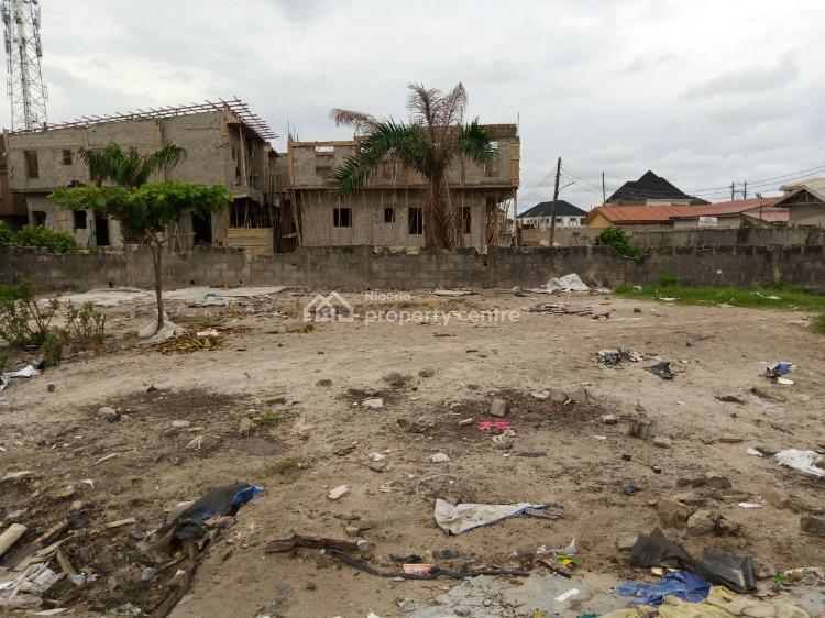 Sand Filled 1 Plot of Land, Tittle: Governor Consent., Ologolo, Lekki, Lagos, Residential Land for Sale
