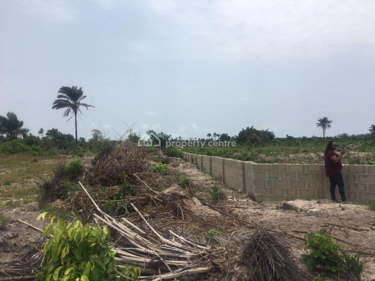 Dry Land with Government Title, Okun-ise, Ibeju Lekki, Lagos, Mixed-use Land for Sale
