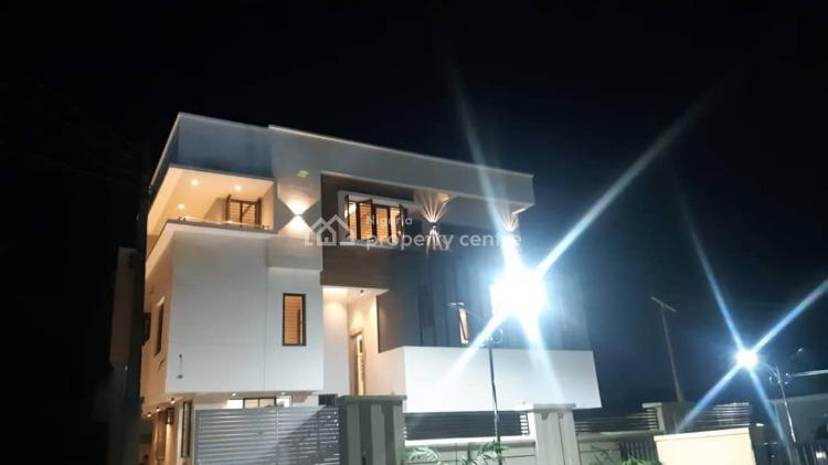 5 Bedroom Fully Detached Duplex + Cinema with Pool and Rooftop Terrace, Omole Phase 1, Ikeja, Lagos, Detached Duplex for Sale