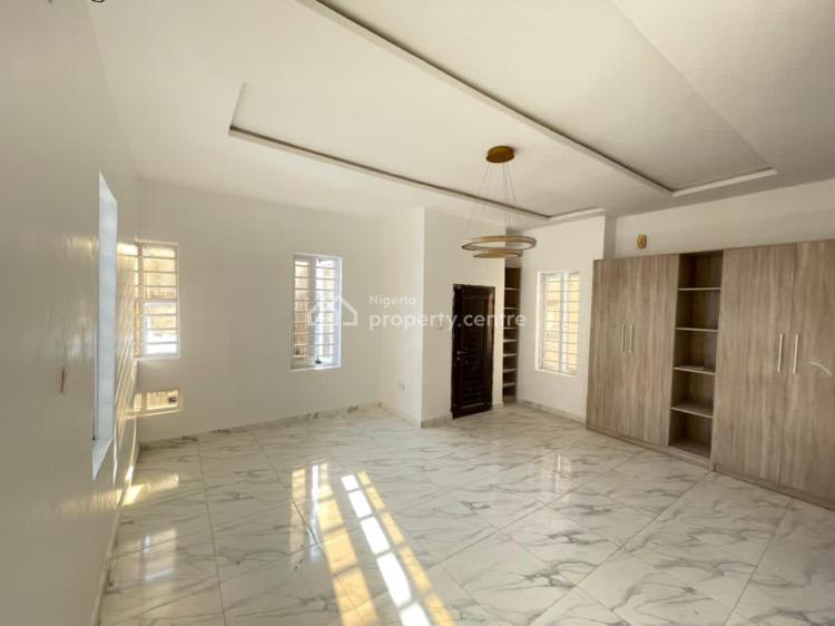 Affordable Luxury 4 Bedroom Detached Duplex, 2nd Toll Gate Chevron, Lekki, Lagos, Detached Duplex for Sale