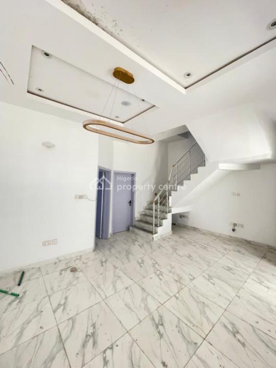 Affordable Luxury 4 Bedroom Semi-detached Duplex, 2nd Toll Gate Chevron, Lekki, Lagos, Detached Duplex for Sale