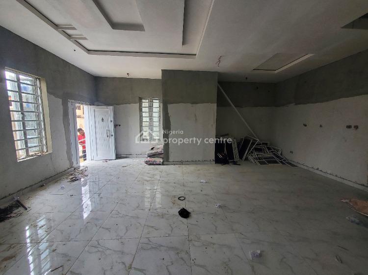 New and Spacious Corner Piece 4 Bedroom Duplex, Thomas Estate, Ajah, Lagos, Semi-detached Duplex for Sale