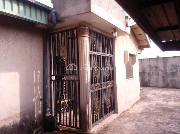 2 Bedroom Bungalow & 1 Bedroom Apartment, Ojubode Area, Ikorodu, Ikorodu, Lagos, Detached Bungalow for Sale