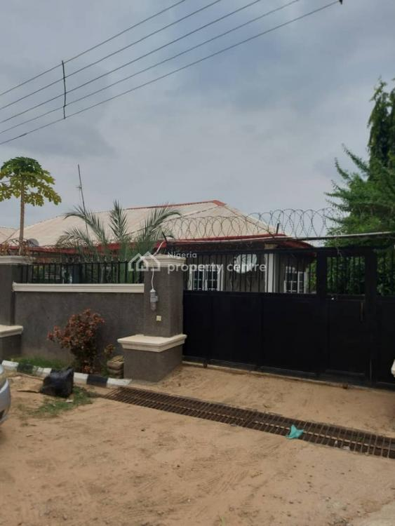 Spacious and Beautiful 3 Bedroom Fully Detached Bungalow, Pyakasa, Lugbe District, Abuja, Detached Bungalow for Sale