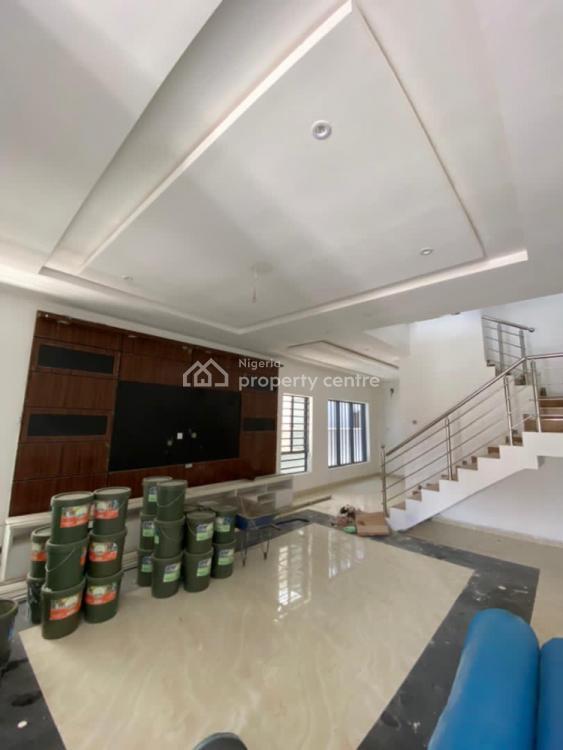 Contemporary 5 Bedroom Detached Duplex and Bq, Ajah, Lagos, Detached Duplex for Sale