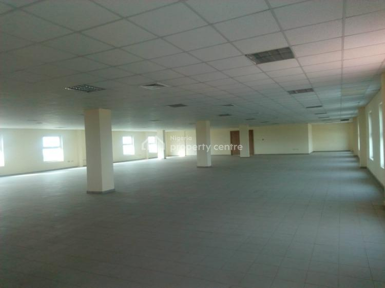 Serviced 530sqm Office Space with Generator and Air Conditions, Mohmed Buhari Way, Central Business District, Abuja, Plaza / Complex / Mall for Rent