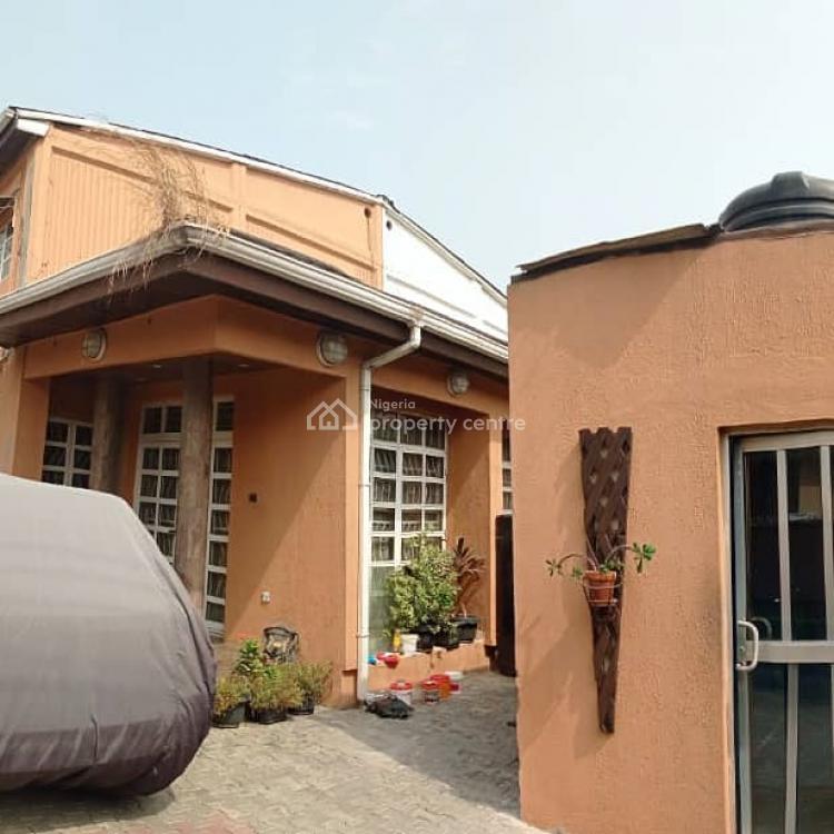 4 Bedroom Semi-detached Duplex with 2 Units of Mini Flats, Dolphin Estate, Ikoyi, Lagos, Semi-detached Duplex for Sale