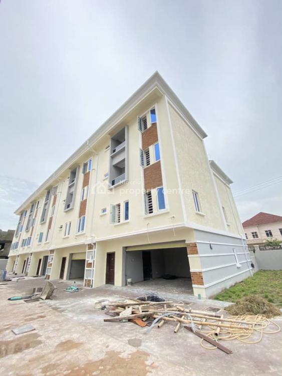 Luxury 4 Bedroom Terrace Duplex with Penthouse and Bq, Idado, Lekki, Lagos, Terraced Duplex for Sale