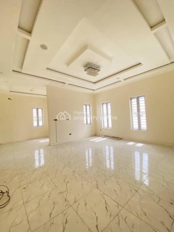 5 Bedroom Fully Detached Duplex with 2 Room Bq, Chevron, Lekki, Lagos, Detached Duplex for Sale