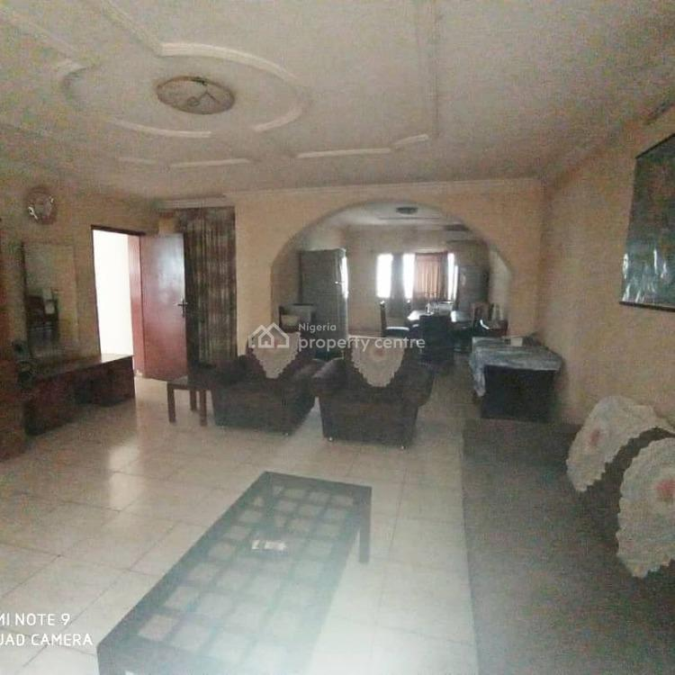 4 Bedroom Semi-detached House with Bq, Adonai Court Estate, Alausa, Ikeja, Lagos, Semi-detached Duplex for Sale