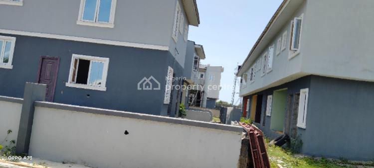 3 Bedroom Terrace Duplexes with C of O, Wealthland Green Estate Awoyaya, Oribanwa, Ibeju Lekki, Lagos, Terraced Duplex for Sale