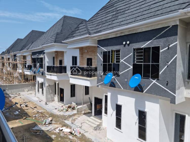 4 Bedroom, Tollgate, Lekki, Lagos, Semi-detached Duplex for Sale