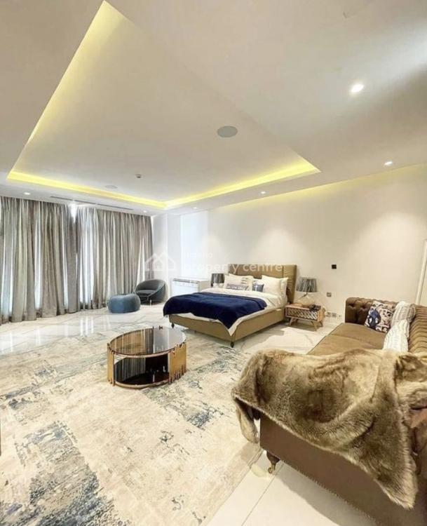 Luxury 6 Bedroom Mansion, Shoreline Estate, Ikoyi, Lagos, Detached Duplex for Sale