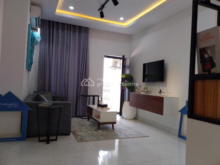 Luxury 3 Bedroom Terrace with a Bq, Abijo Gra, Ajah, Lagos, Terraced Duplex for Sale