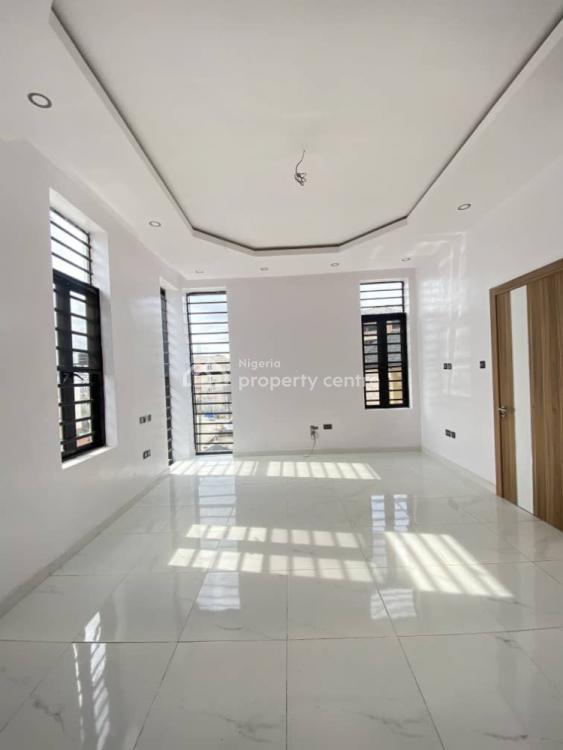 Lovely 4 Bedroom Semi-detached Duplex with a Room Bq, Victoria Island (vi), Lagos, Semi-detached Duplex for Sale