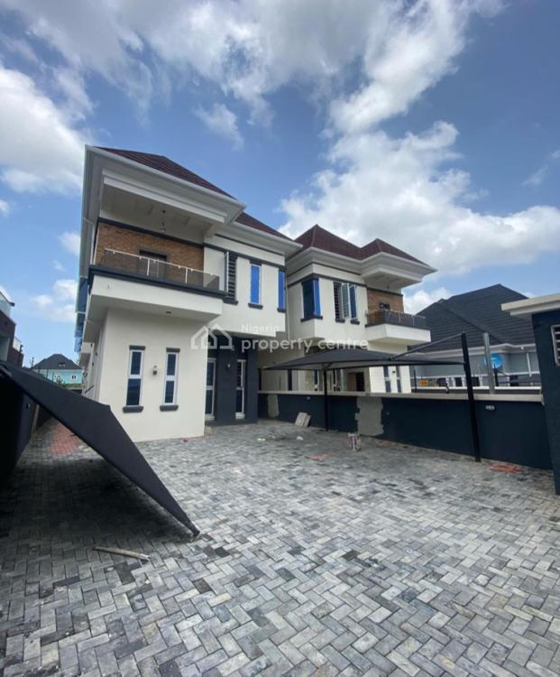 Spacious and Very Well Finished 4 Bedroom Fully Detached Duplex., Ajah, Lagos, Detached Duplex for Rent