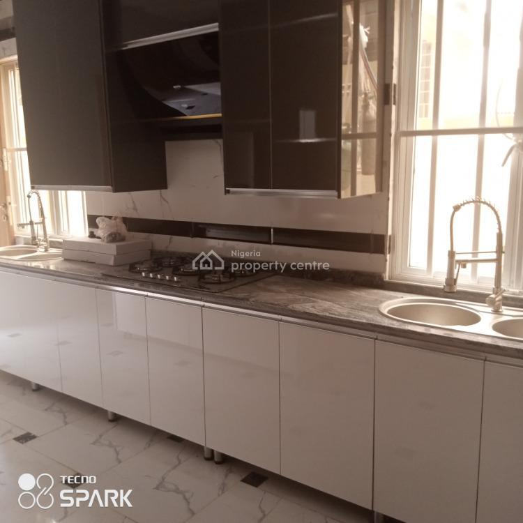 Massive 5 Bedroom Duplex + Room Self Bq + Pool + Fire Alarm Etc, Gra Phase 2, Magodo, Lagos, Detached Duplex for Sale