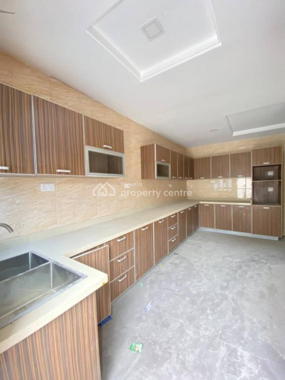 Lovely 4 Bedroom Terrace Duplex with Penthouse and a Room Bq, Idado, Lekki, Lagos, House for Sale