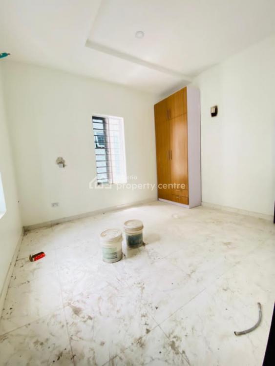 4 Bedroom Fully Detached Duplex with a Room Bq, Chevron Alternative, Lekki, Lagos, Detached Duplex for Sale