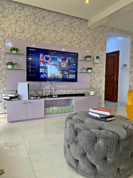 Brand New Luxurious Apartment with Snooker Board and Ps5, Atlantic View Estate, Lekki, Lagos, Flat Short Let