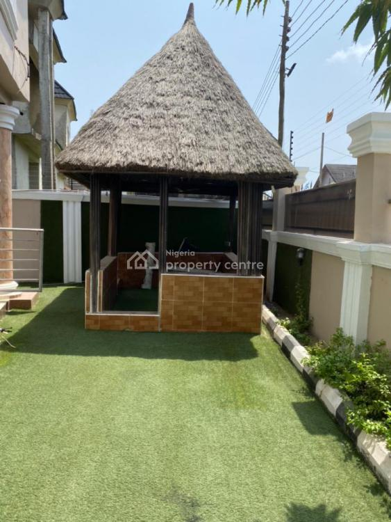 Tastefully Built, Opposite Crown Estate, Sangotedo, Ajah, Lagos, Detached Duplex for Sale