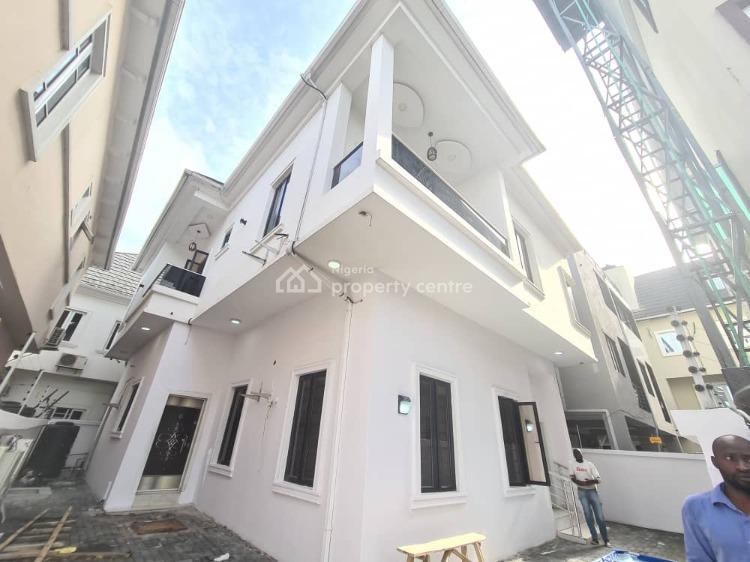 Exquisite Newly Built 5 Bedroom Duplex, Osapa London, Osapa, Lekki, Lagos, Semi-detached Duplex for Rent