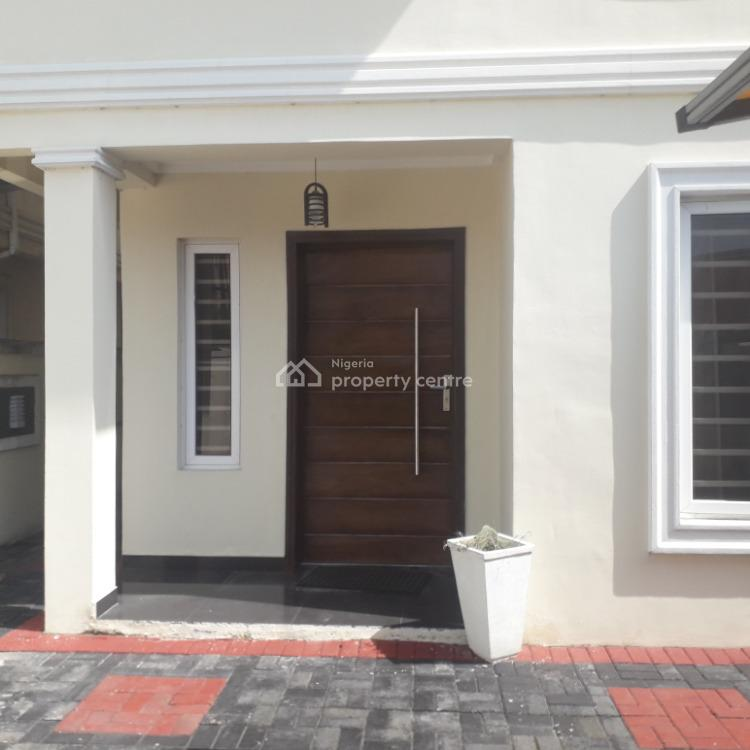 Spacious 5 Bedroom Fully Detached with 2 Room Bq, Ikate, Ikate Elegushi, Lekki, Lagos, Detached Duplex for Rent