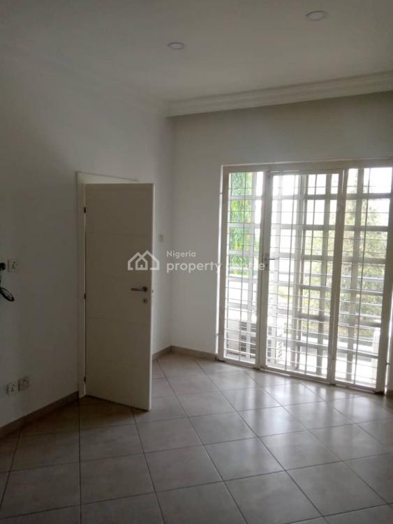 Fully Furnished & Serviced 4 Bedrooms Terrace Duplex with Study Room, Off Ibb Boulevard Way, Maitama District, Abuja, Terraced Duplex for Rent